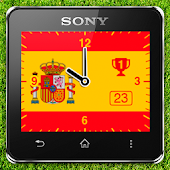 Watchface Spain (Sony SW2)