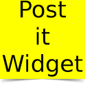 Post it Widget icon