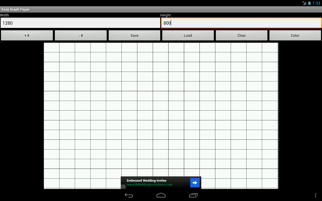 easy graph paper android apps on google play easy graph paper screenshot