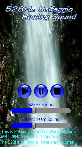528Hz Solfeggio Healing Sound