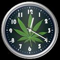Ganja Clock icon