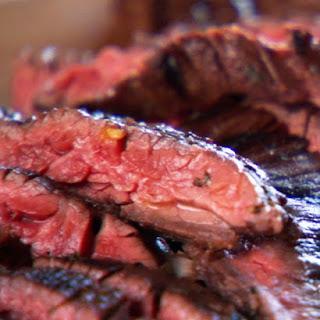 Pan-Fried Steak