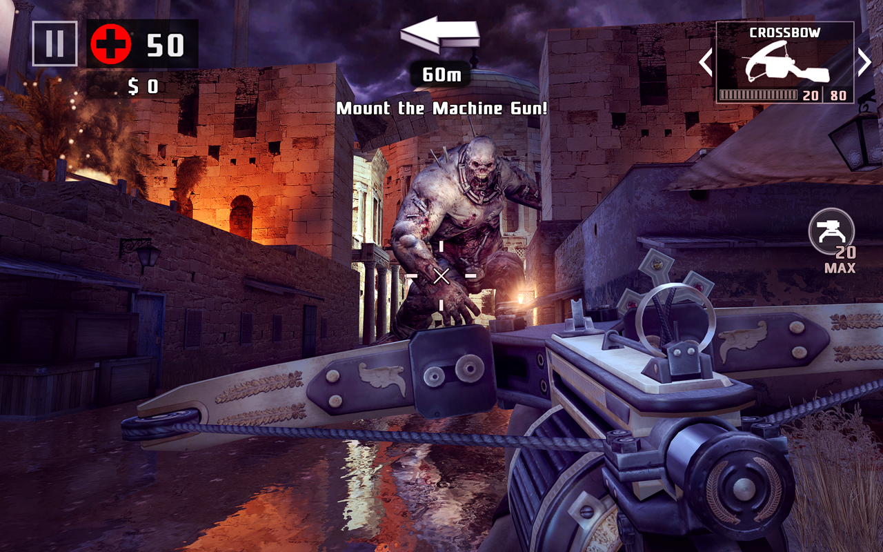 Download dead trigger 2 apk, dead trigger 2 review, HD android game dead trigger 2