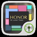 Honor GO Locker Theme