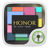 Honor GO Locker Theme