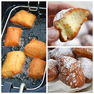 Cafe du Monde-style Sugared Beignets