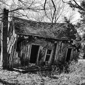 by Jeffrey Genova - Buildings & Architecture Decaying & Abandoned ( abandoned, building,  )