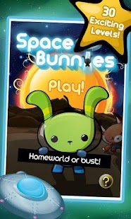 Space Bunnies- screenshot thumbnail