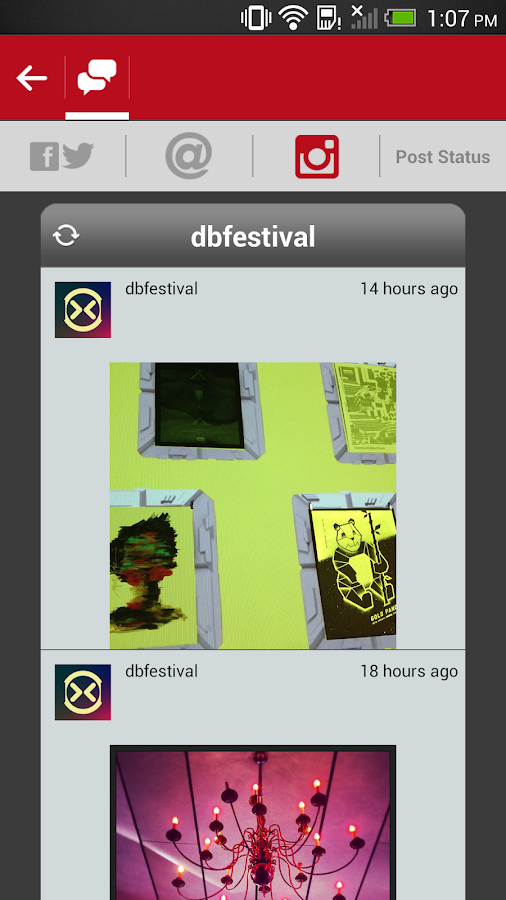 Decibel Festival - screenshot