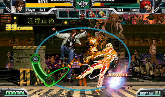 THE RHYTHM OF FIGHTERS - screenshot thumbnail