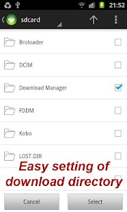 Torrent Download Manager (TDM) - screenshot thumbnail