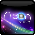 Tilt Labyrinth: Neon Gravity icon