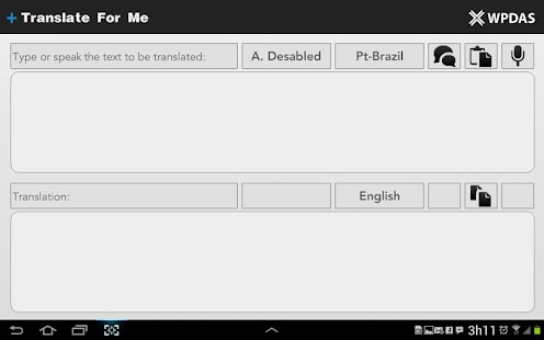 Translate For Me- screenshot thumbnail