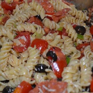 Italian Pasta Salad .