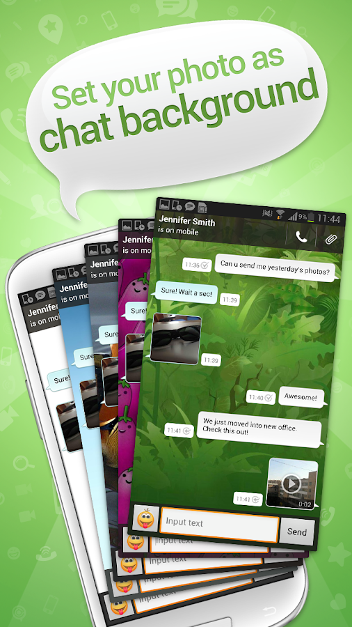 Download ICQ Free Calls & Messages for android devices free