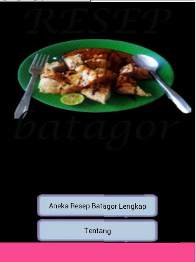 Aneka Resep Batagor Lengkap
