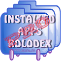 Installed Apps Rolodex Pro