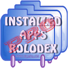 Installed Apps Rolodex Pro icon