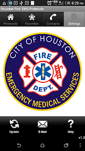 Houston Fire: EMS Protocols- screenshot thumbnail