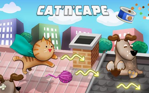 Cat'n'Cape