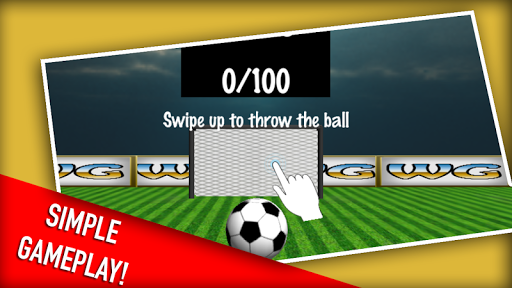 Impossible Football Challenge