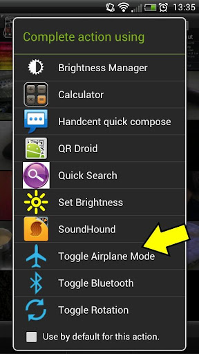 【免費工具App】Toggle Airplane Mode-APP點子