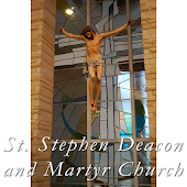 St Stephen Deacon and Martyr