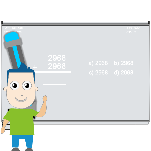 Matematik (4 İşlem) LOGO-APP點子