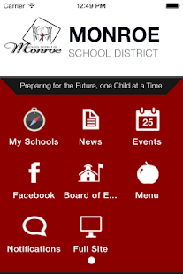 Monroe School District- screenshot thumbnail