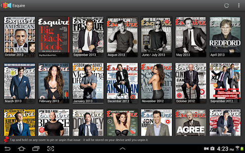 Texture – Digital Magazines Screenshot 19