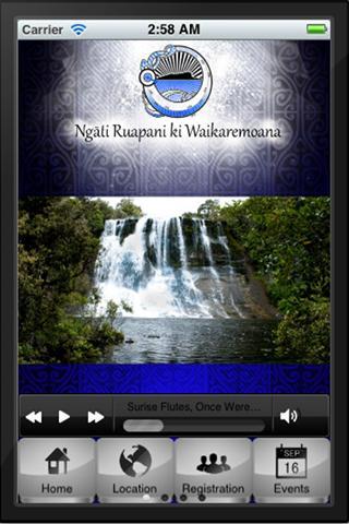 Ngāti Ruapani ki Waikaremoana