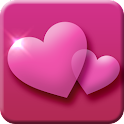 Heart Live Wallpaper Trial icon
