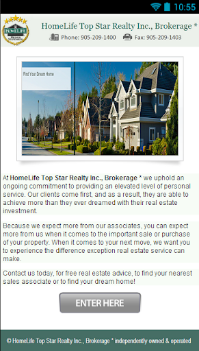 Homelife Top Star Realty Inc