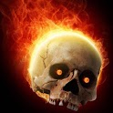 Horror skull wallpapers icon