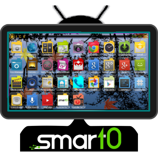 Launcher forTV file APK for Gaming PC/PS3/PS4 Smart TV