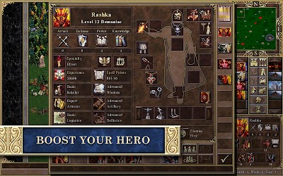 Heroes of Might & Magic III HD v1.1.6 APK 4