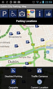 Dublin City Parking- screenshot thumbnail