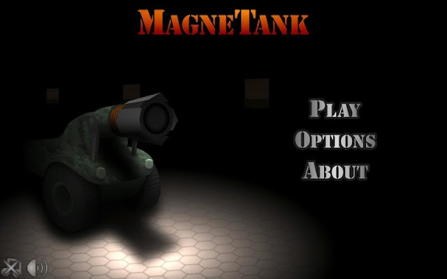 MagneTank - screenshot