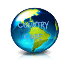 Country Code Simple icon