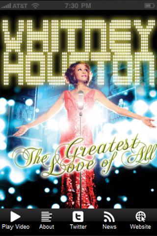 Whitney Houston The Greatest