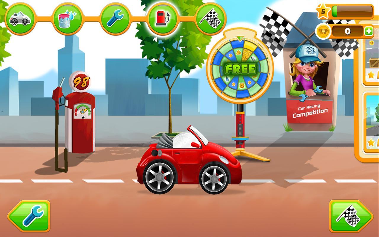Design my car - My Crazy Cars Design Style Screenshot