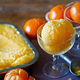 Clementine Sorbet