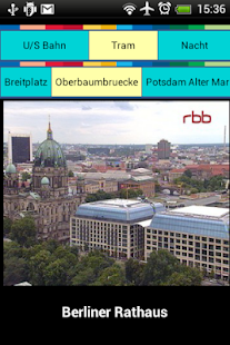 Berlin Cams & Maps - screenshot thumbnail