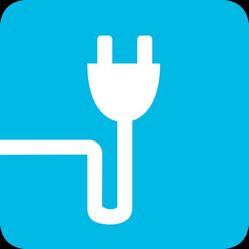 ChargeMap LOGO-APP點子