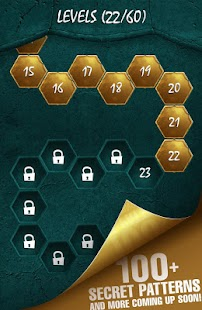 Crystalux puzzle game- screenshot thumbnail