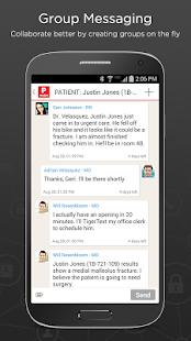 TigerText Secure Messenger App- screenshot thumbnail