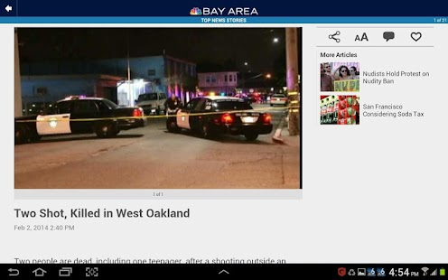 NBC Bay Area- screenshot thumbnail