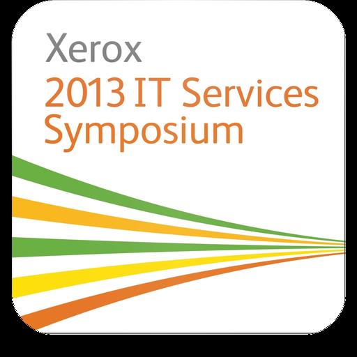 書籍必備App|Xerox IT Services Symposium LOGO-綠色工廠好玩App
