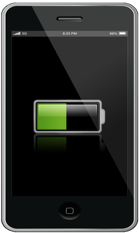 Shake To Charge Battery- screenshot