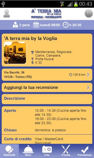 A'Terra Mia by la Voglia